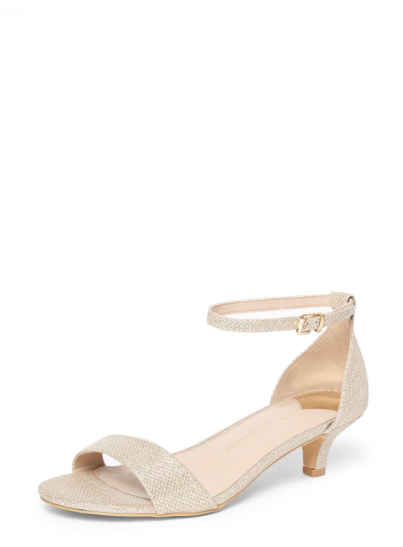 Prom shoes, Heels, Low heel wedding sandals