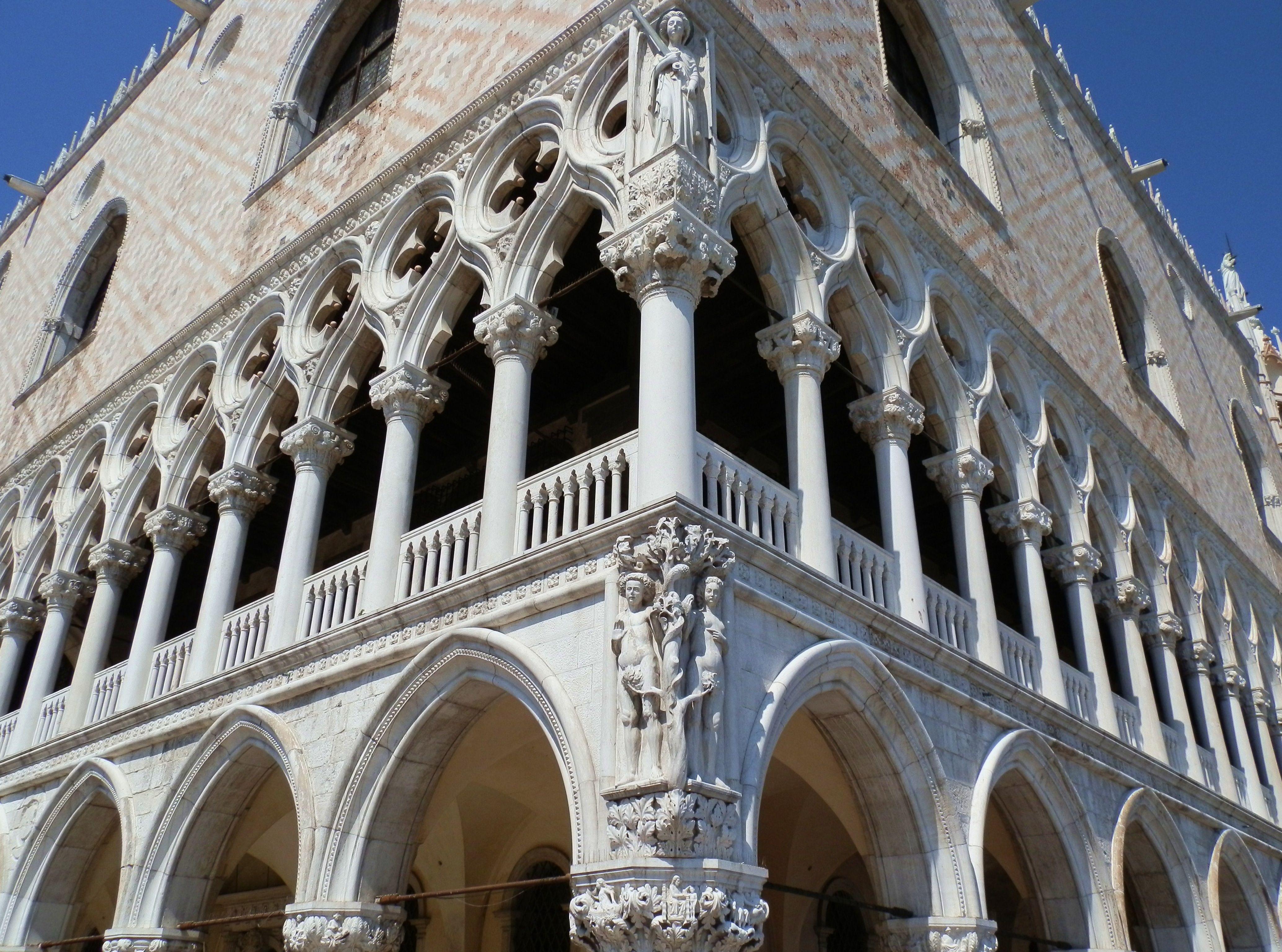 Palacio Ducal, Venecia.