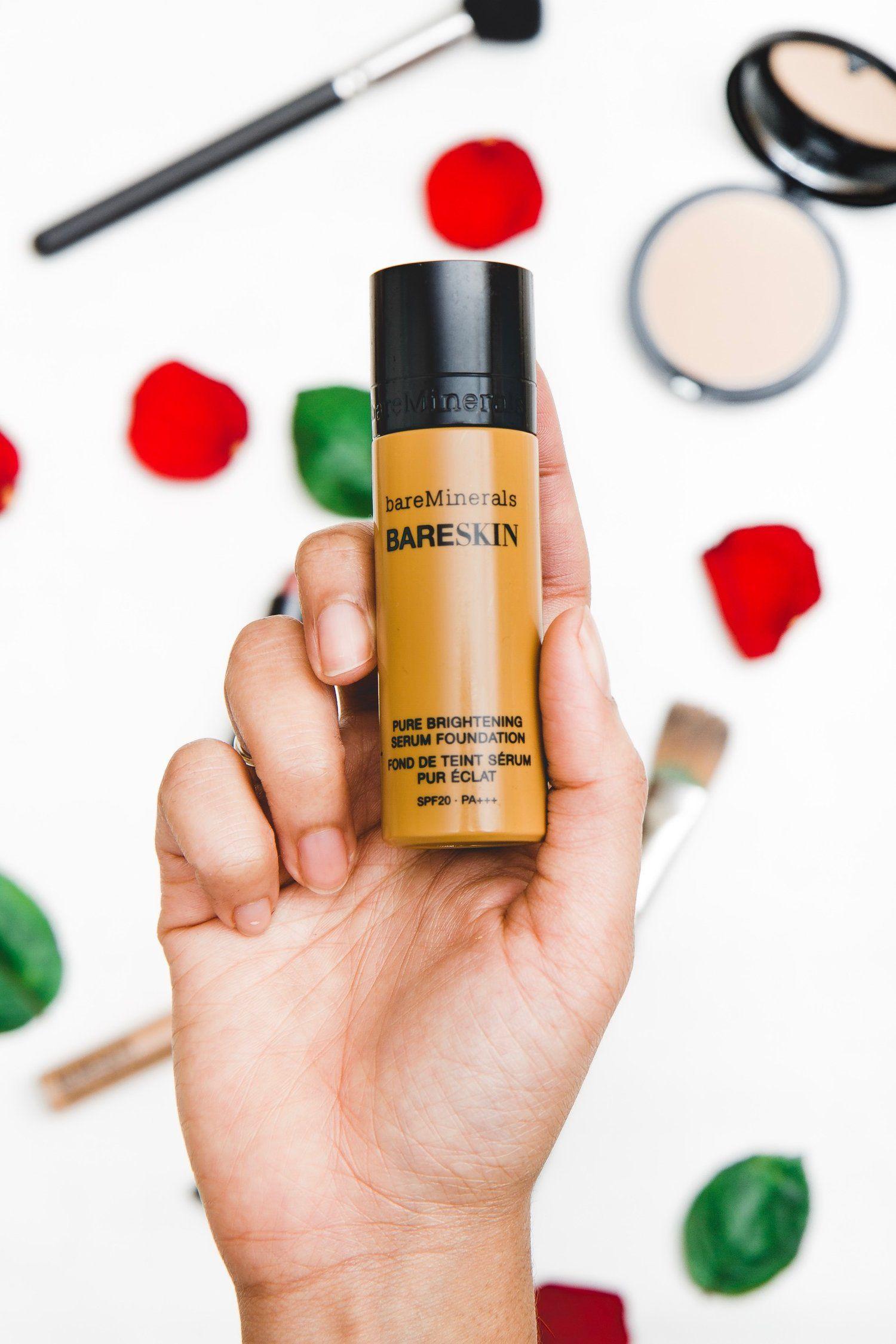 Bare Minerals Makeup Haul Review Bare minerals makeup