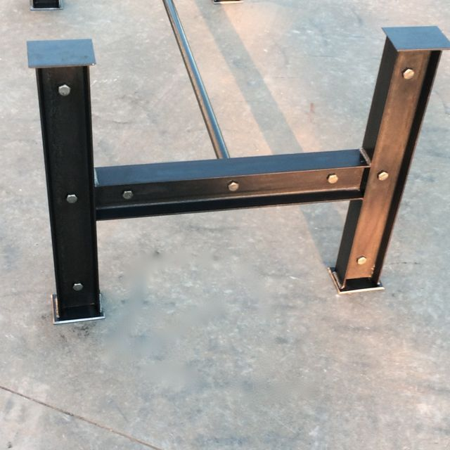 28 Table Base Metal Table Legs Industrial Style Etsy In 2020