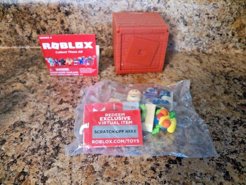 Roblox Series 4 - Roblox Series 4 Imaginaerum W Code Free Shipping Mystery