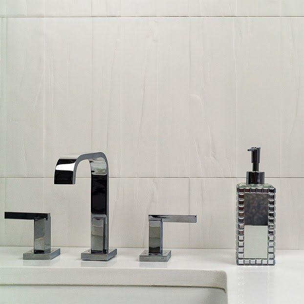 Pin By Tileco On Larger Than Life Tile Bathroom Wall Tile Bath Faucet Bathroom Wall