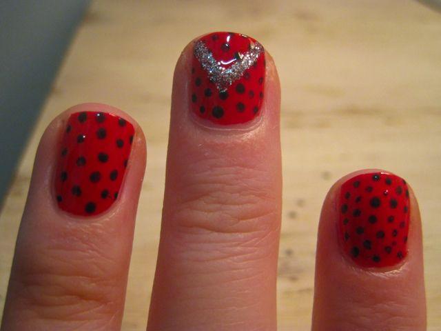 oscars 2012: red carpet inspired nail art