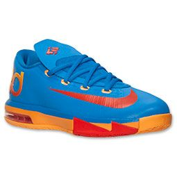 Boys\u0027 Grade School Nike KD VI Basketball Shoes