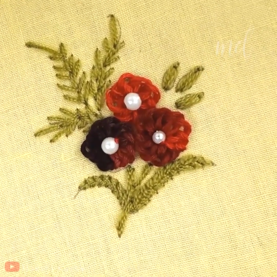 Photo of SIMPLE EMBROIDERY DESIGN