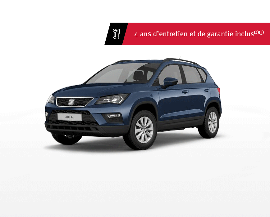 SEAT ateca reference offre octobre 2016 coignieres