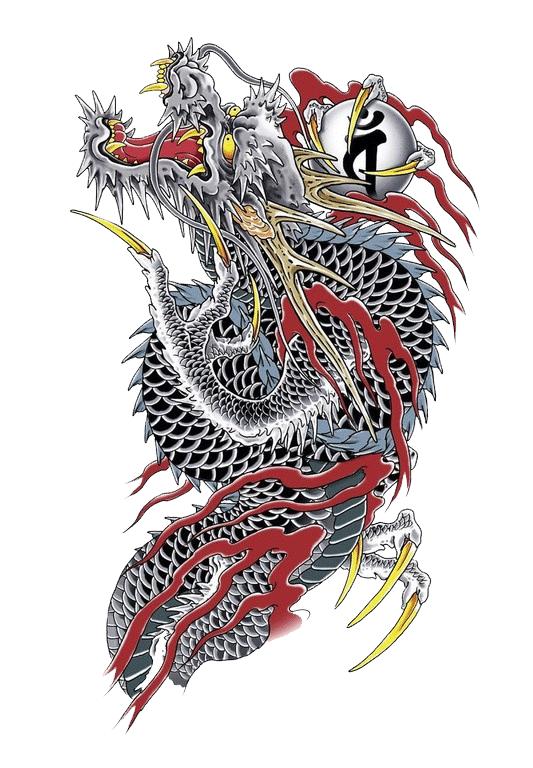 Kazuma Kiryu Dragon Tattoo Artist, Dragon Tattoo Designs, Dragon Tattoo  Pictures, Oriental Tattoo