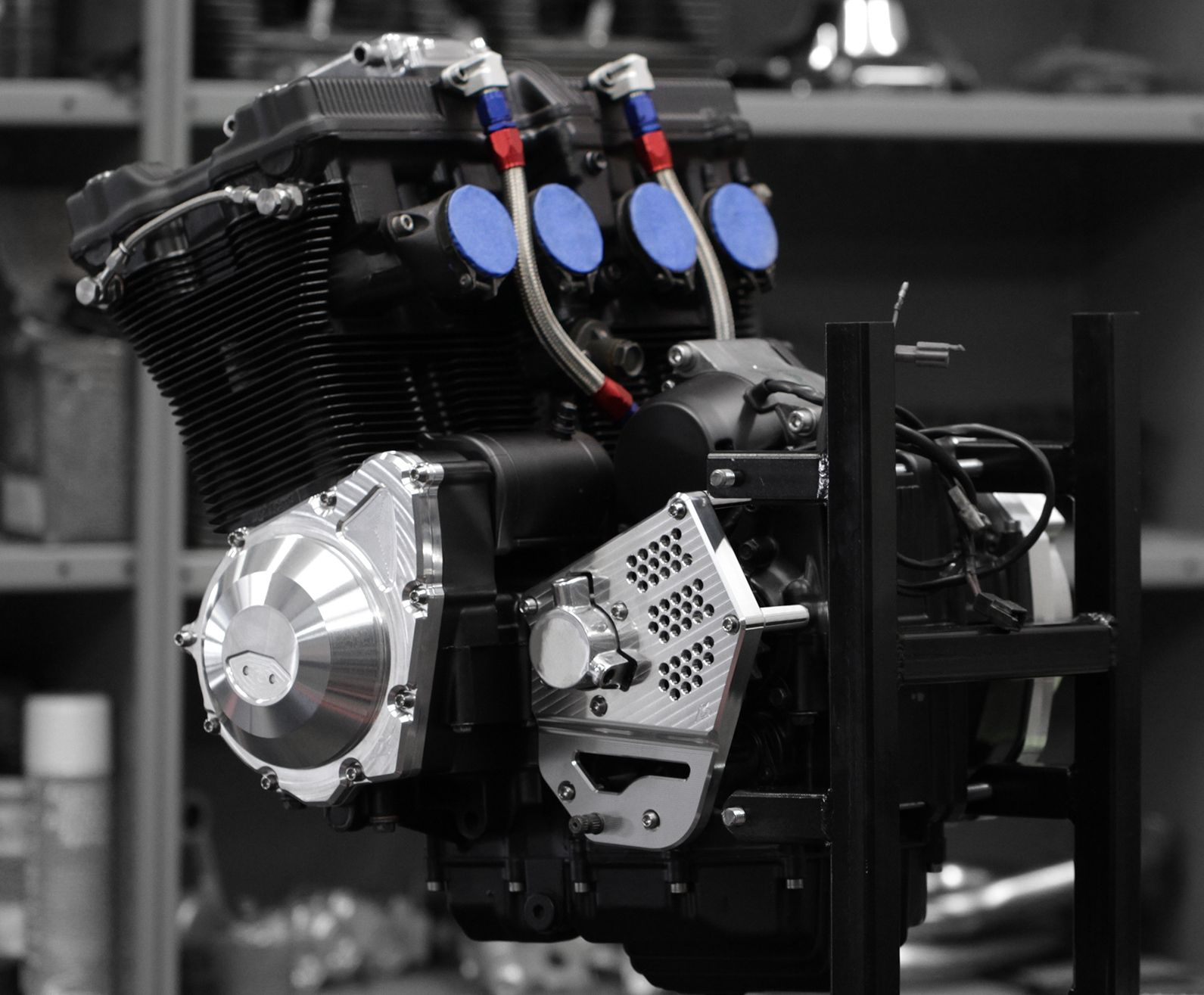 GSXR 1100/ Bandit Sprocket Cover | GSXR | Suzuki motorcycle