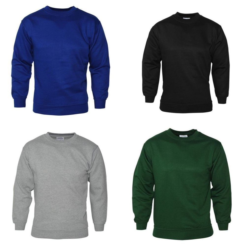 AB113 Absolute Apparel Mens Sterling Sweat