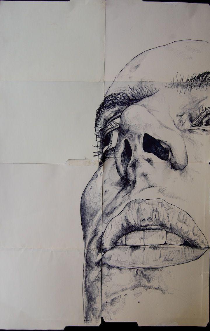 Ap central exams 2013 studio art drawing portfolio