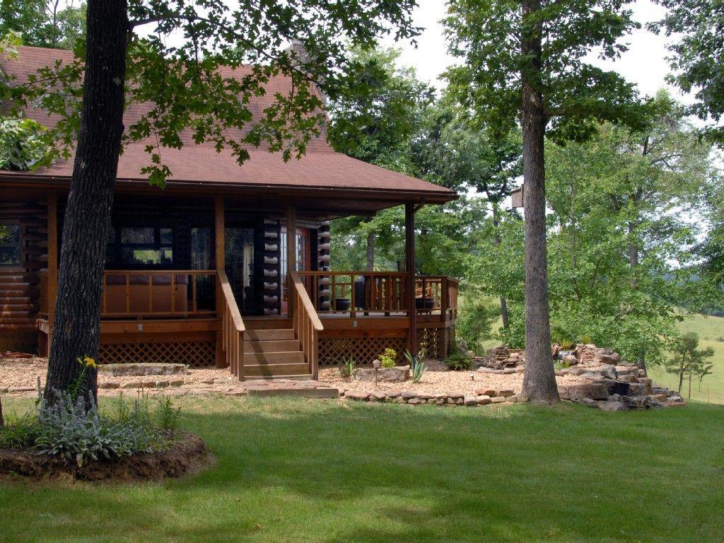 Jasper Vacation Rental VRBO 509245 3 BR AR Cabin