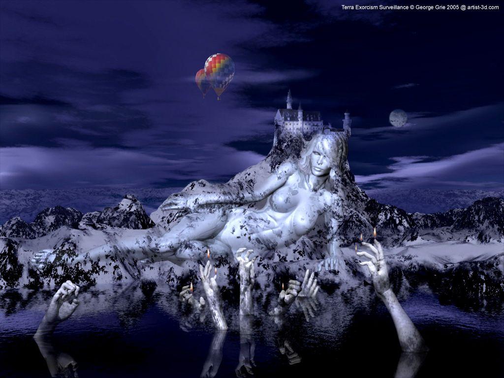 Fantasy Art Digital Fantasy Art Design Com 3d Art Fantasy Wallpapers Surrealism Artists Surreal Art Digital Art Fantasy