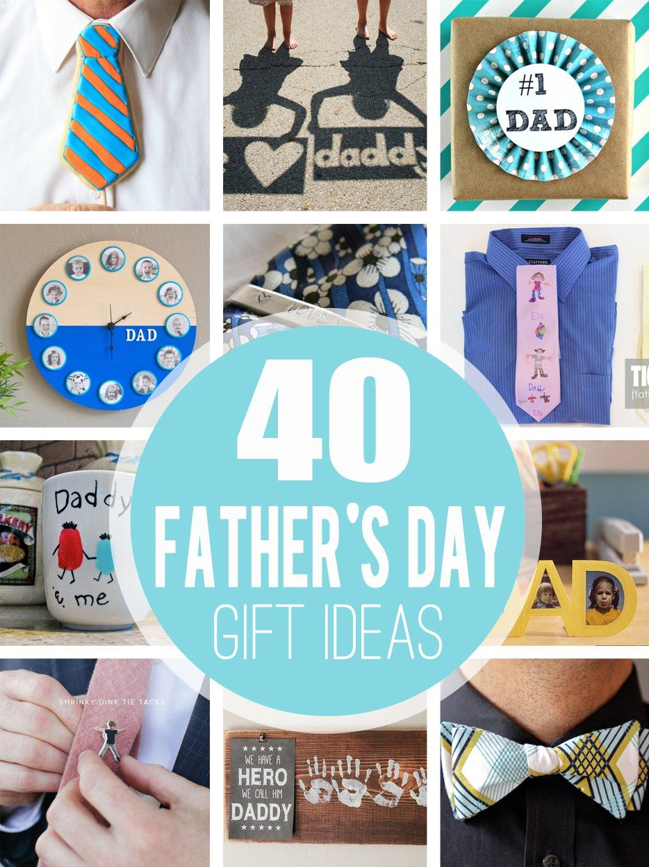 40 diy fathers day gift ideas 40 diy fathers day gift ideas via make it and love it negle Choice Image