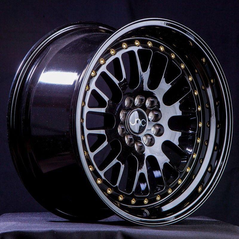 JNC wheels are a low pressure cast wheels. Low pressure