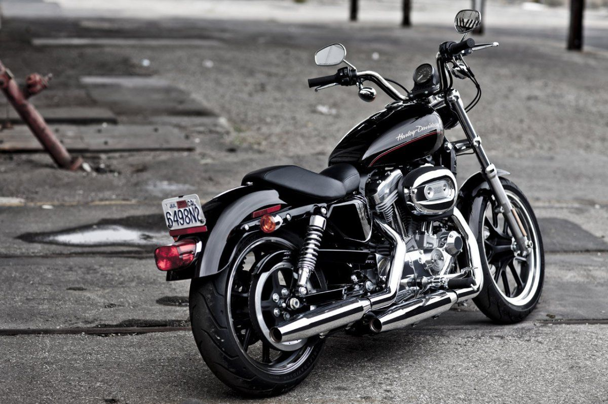 Top 10 Motorcycles For Short Women Riders Harley Davidson