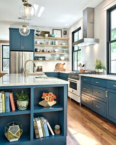 Photo of 20 Most Popular Kitchen Cabinet Paint Color Ideas