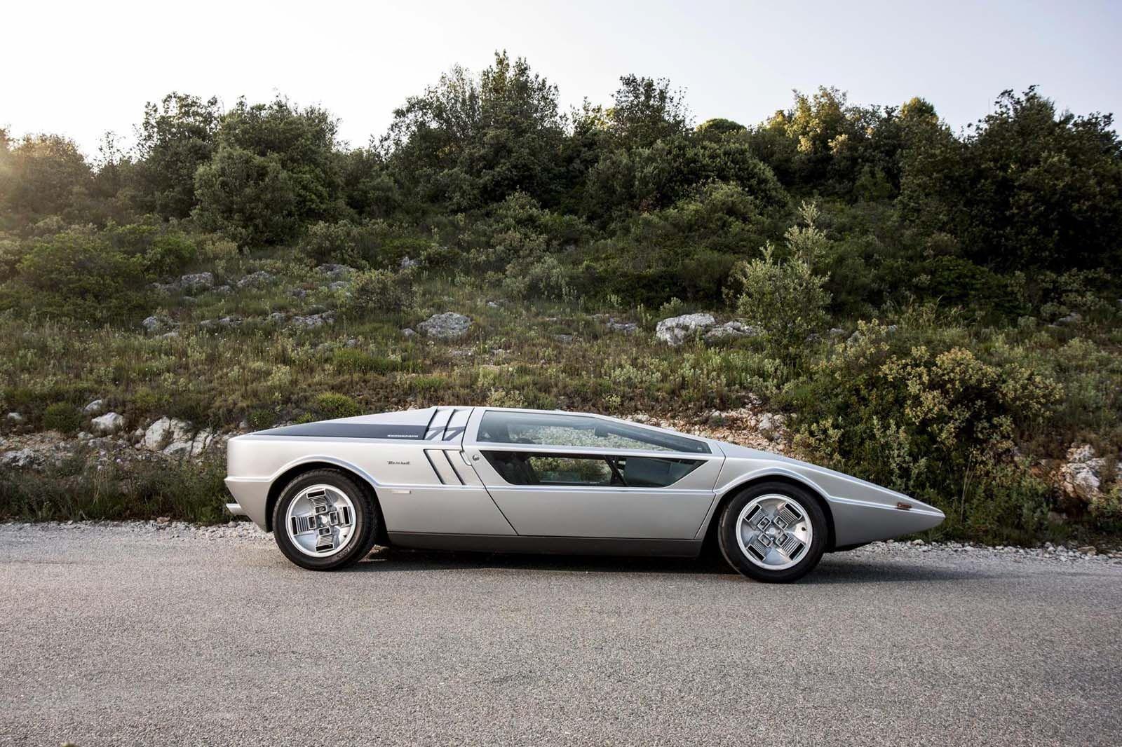 Maserati boomerang for sale