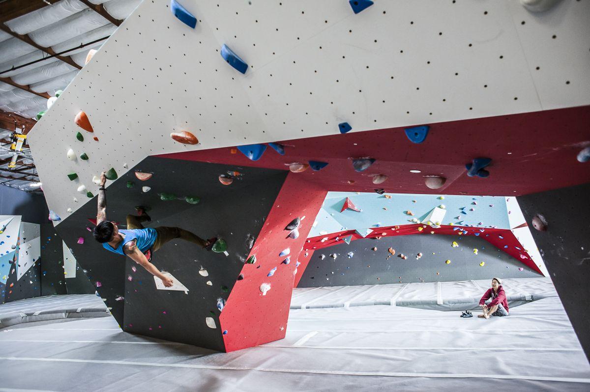 Indoor Climbing Walls Artificial Climbing Walls