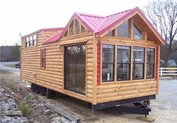 Pin By Renae Ba On Permaculture And Natural Design Park Model Homes Model Homes Tiny Cabins