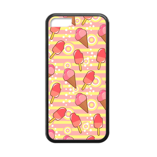 best website 9915a 88a9b Strawberry Ice Cream Case for iPhone 5c | iPhone 5c Case ...