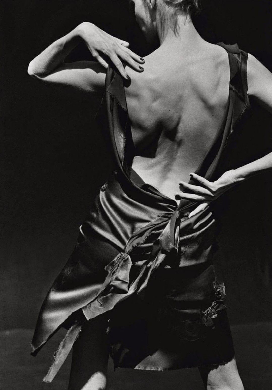 """a-state-of-bliss: """" Photography by Peter Lindbergh """""""