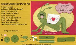 Alex's Creative Corner - grasshopper