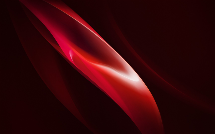 download wallpapers red wave dark red background 3d wave art oppo r15 besthqwallpapers com dark red background red wallpaper black aesthetic wallpaper oppo r15 besthqwallpapers