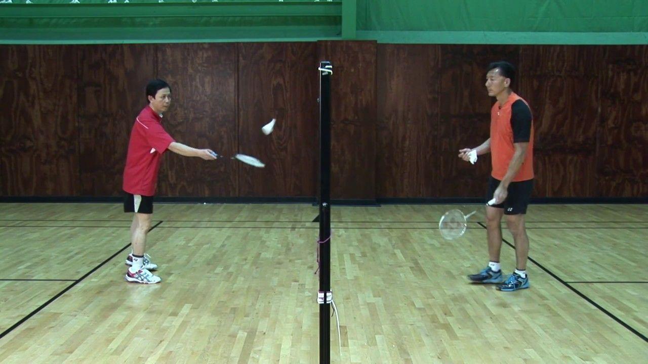 Badminton Tips Net Play Coach Andy Chong Badminton Tips Badminton Badminton Sport