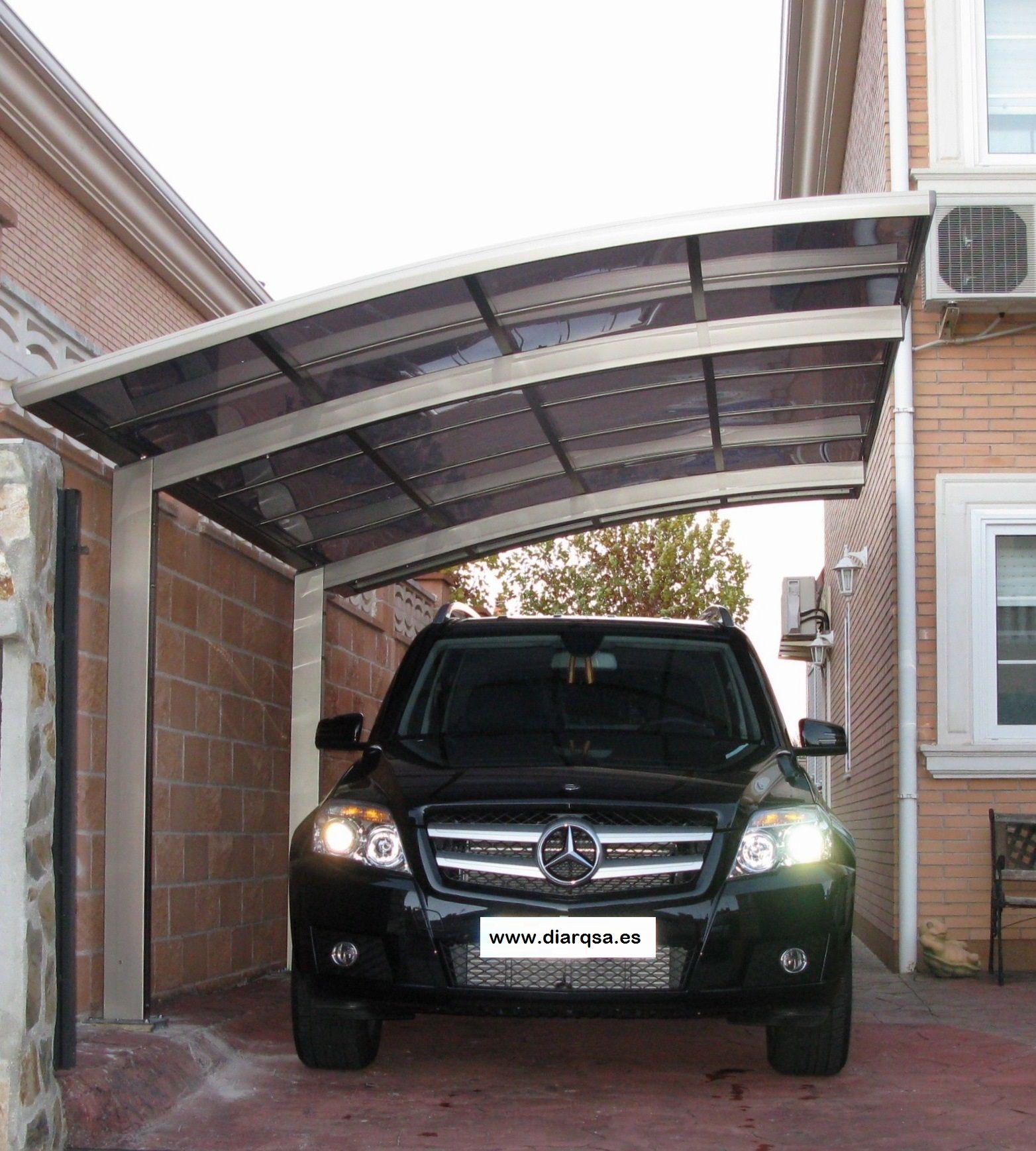 Marquesina profesionales en marquesinas para coches porches y terrazas marquesinas para - Porches para coches ...