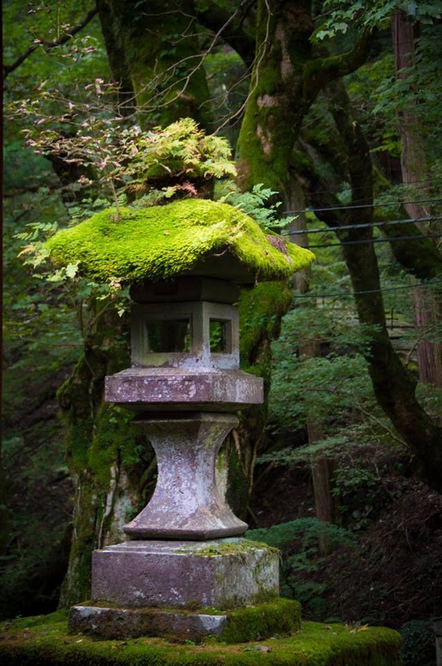 How to Build an Outdoor Zen Garden Water Fountain | Japanese stone ...