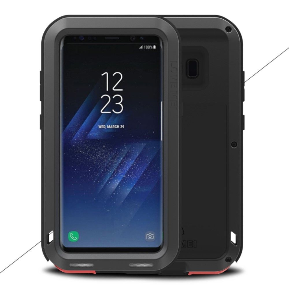 Coque Samsung Galaxy S8+ Love Mei Powerful Ultra Protectrice