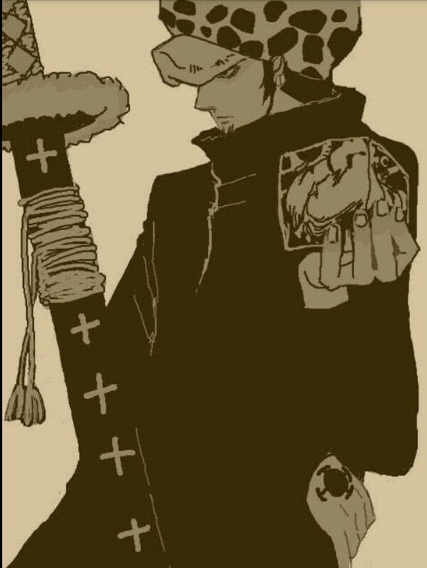 Trafalgar Law   Wiki   •One Piece• Amino