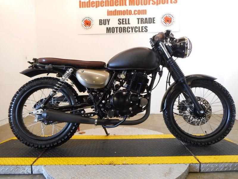 2012 Suzuki TU250X Custom Cafe Racer - $4,495 | Bike ideas