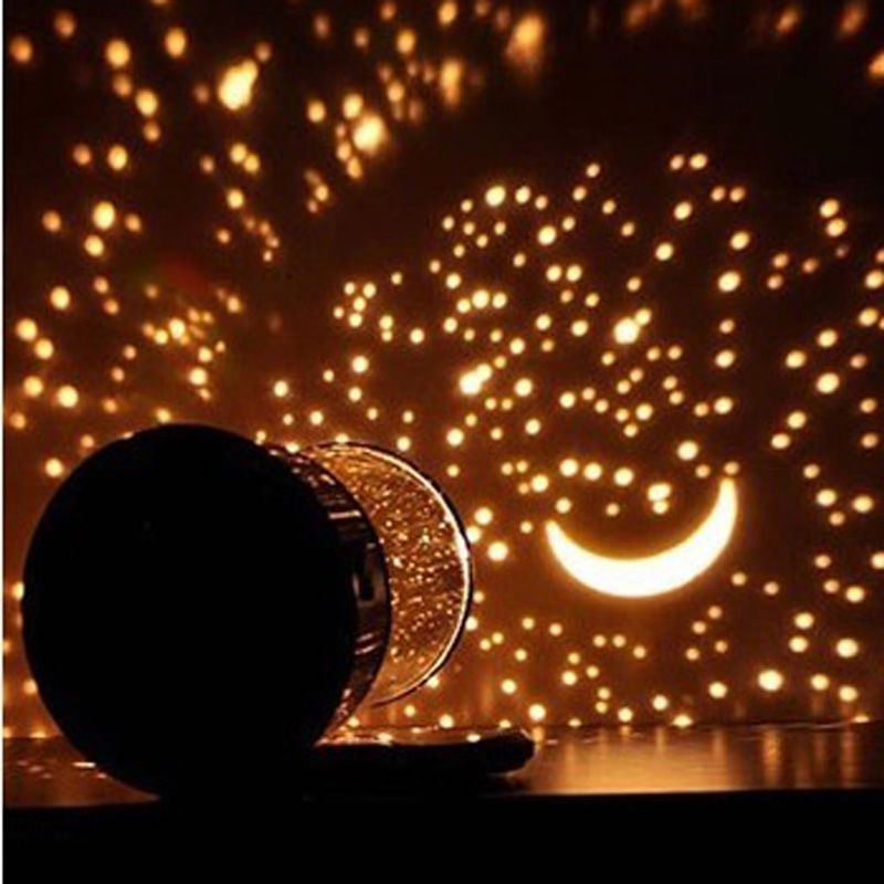 Romantic Led Starry Night Sky Projector L Kids Christmas Gift