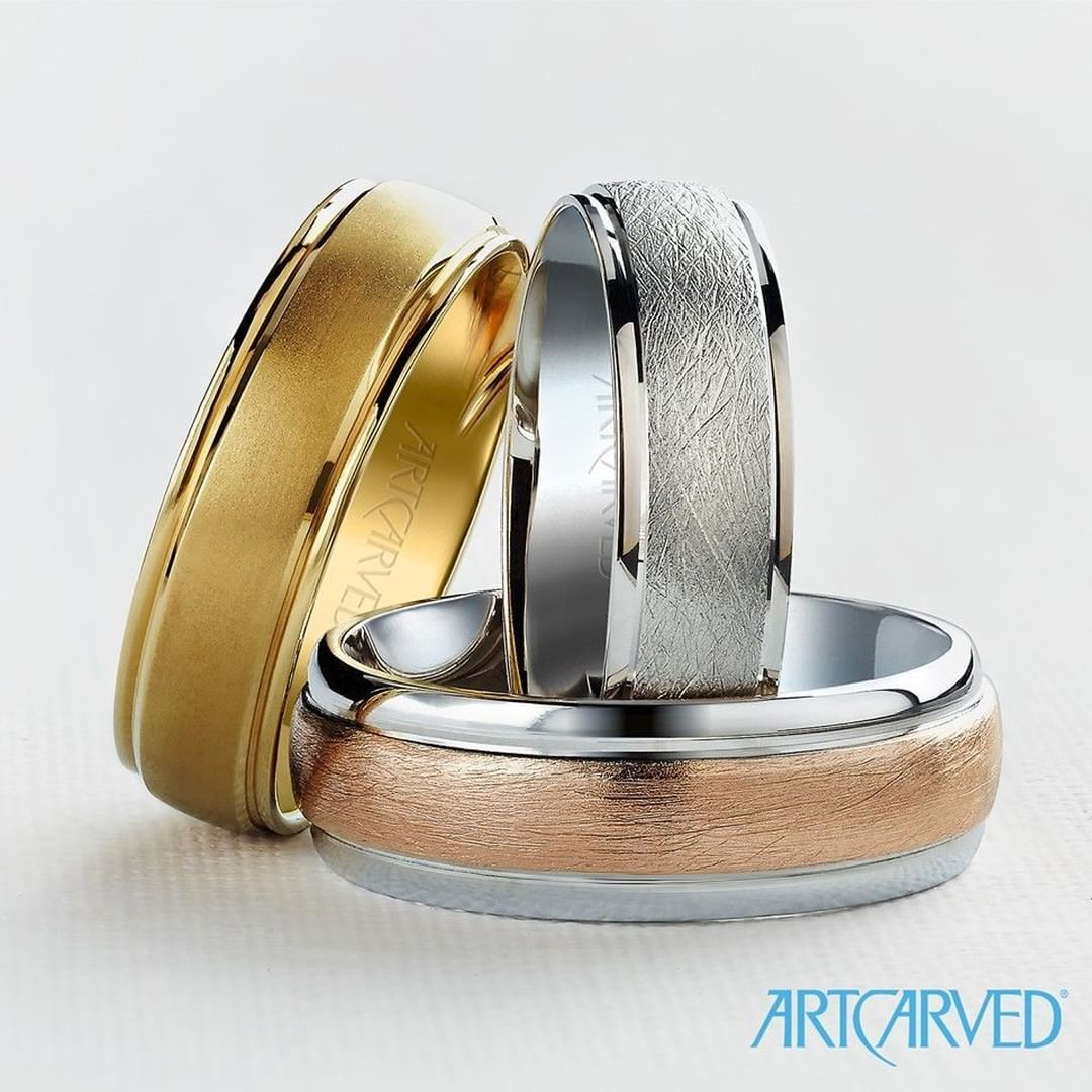 baronsjewelers posted to Instagram Timeless bands for a