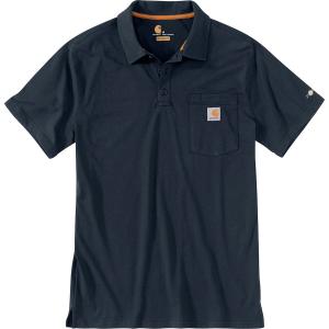 Photo of Carhartt Force Cotton Delmont Taschenpoloshirt – Herren