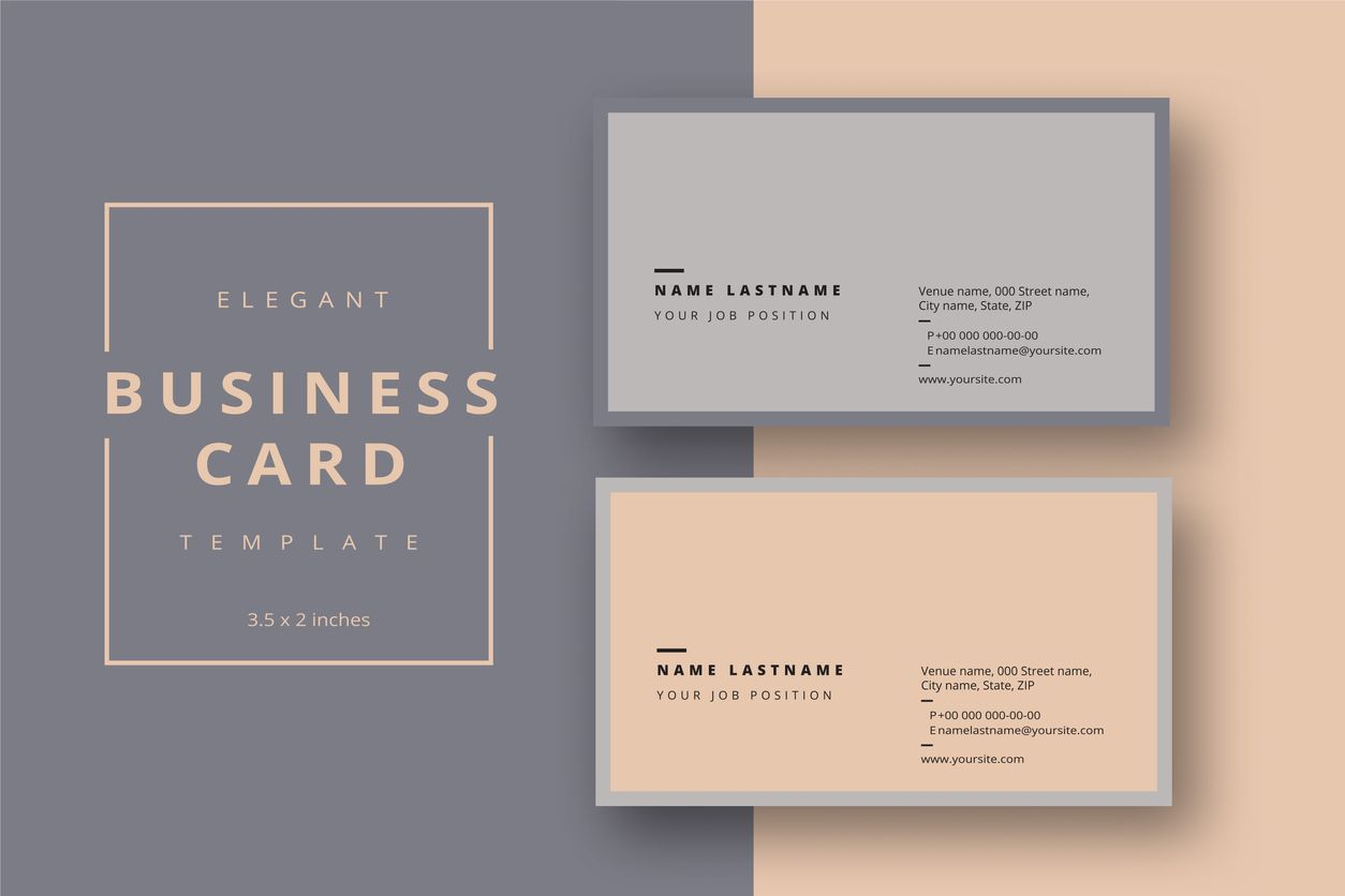 Add Your Logo To A Business Card Using Microsoft Word Or For Word 2013 Business Card Template In 2020 Business Card Template Business Card Template Word Card Template