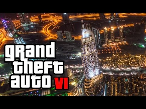 GTA 6 - Grand Theft Auto VI Game is Released Official Gameplay Trailer