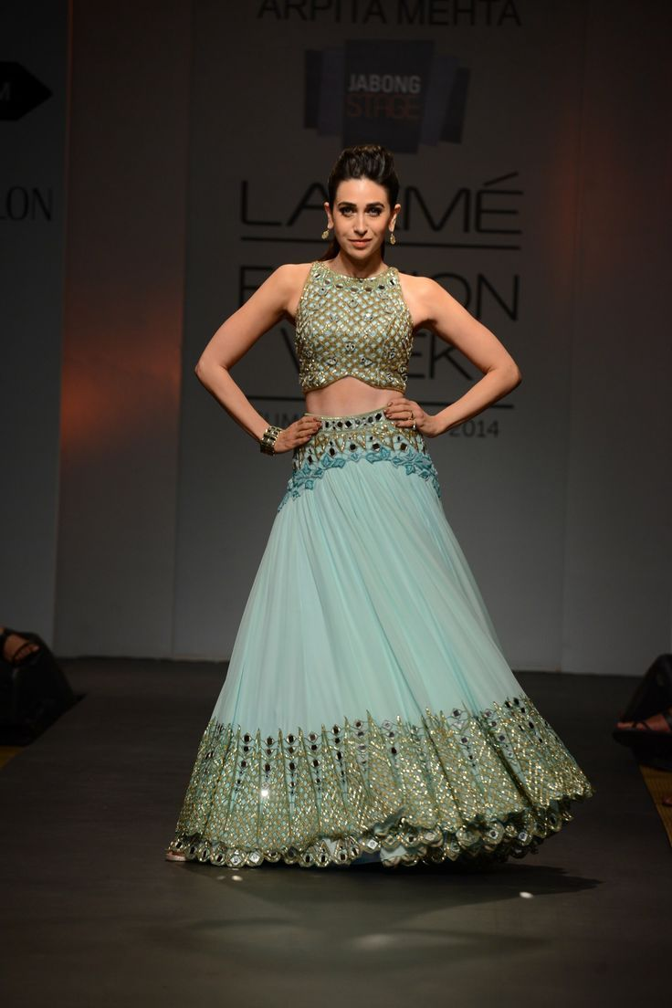 Bollywood, Tollywood & Más: Karishma Mumbai Lakme Fashion Week 2014 ...