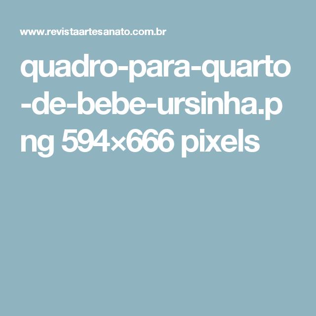 quadro-para-quarto-de-bebe-ursinha.png 594×666 pixels