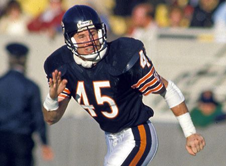 purchase cheap 54350 7f5ac Gary Fencik | Da Bears | Nfl bears, Bears football, Chicago ...