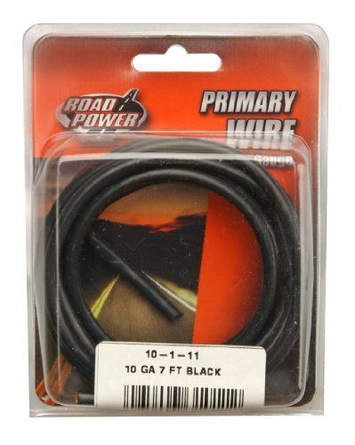 Coleman Cable 10 1 11 10 Gauge 7 Foot Automotive Copper Wire Black By Coleman Cable 6 17 Coleman Cable 10 1 11 Automotive Cop Coleman Power Wire 10 Things