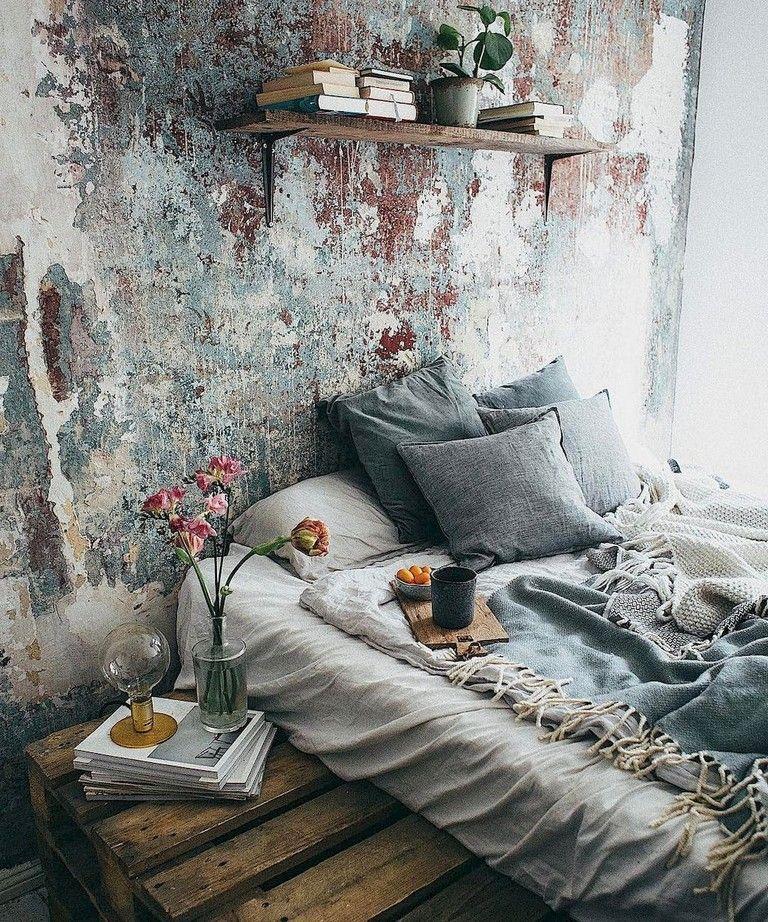 Scandinavian Bedroomdesign Inspiration: 35+ Good & Lovely Bohemian Master Bedroom Design Ideas
