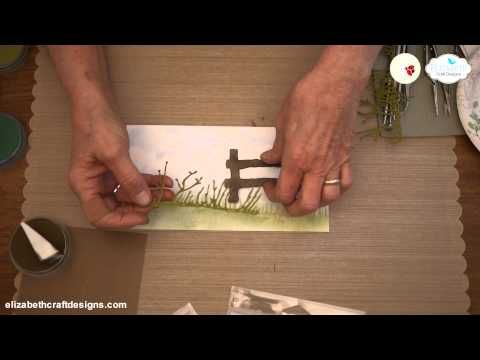 Susan Tierney-Cockburn demonstrates how to assemble Ladybug die from Garden Notes - Bugs & Butterflies die set. For a detailed explanation of Susan Tierney-C...