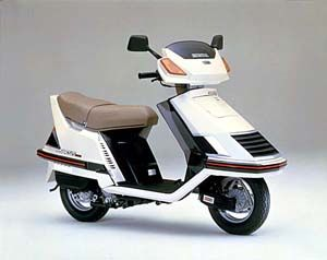 1987 honda spacy 125cc great commuter bike easy to ride. Black Bedroom Furniture Sets. Home Design Ideas