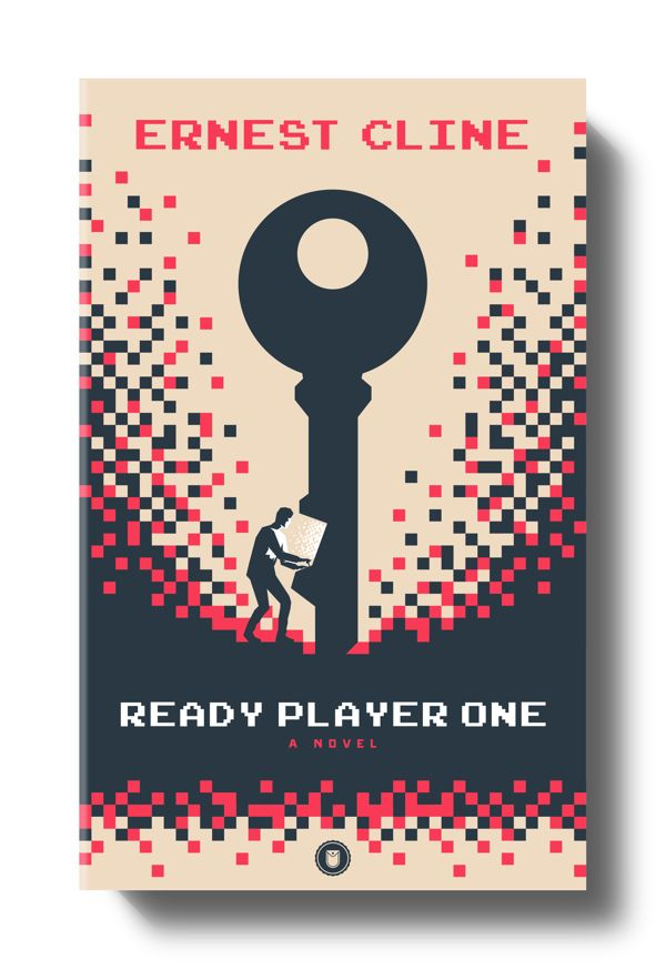 Ready Player One Was An Excellent Book That Coupled Nostalgia And The Futuristic In A Way I Ready Player One Book Ready Player One Ready Player One Merchandise