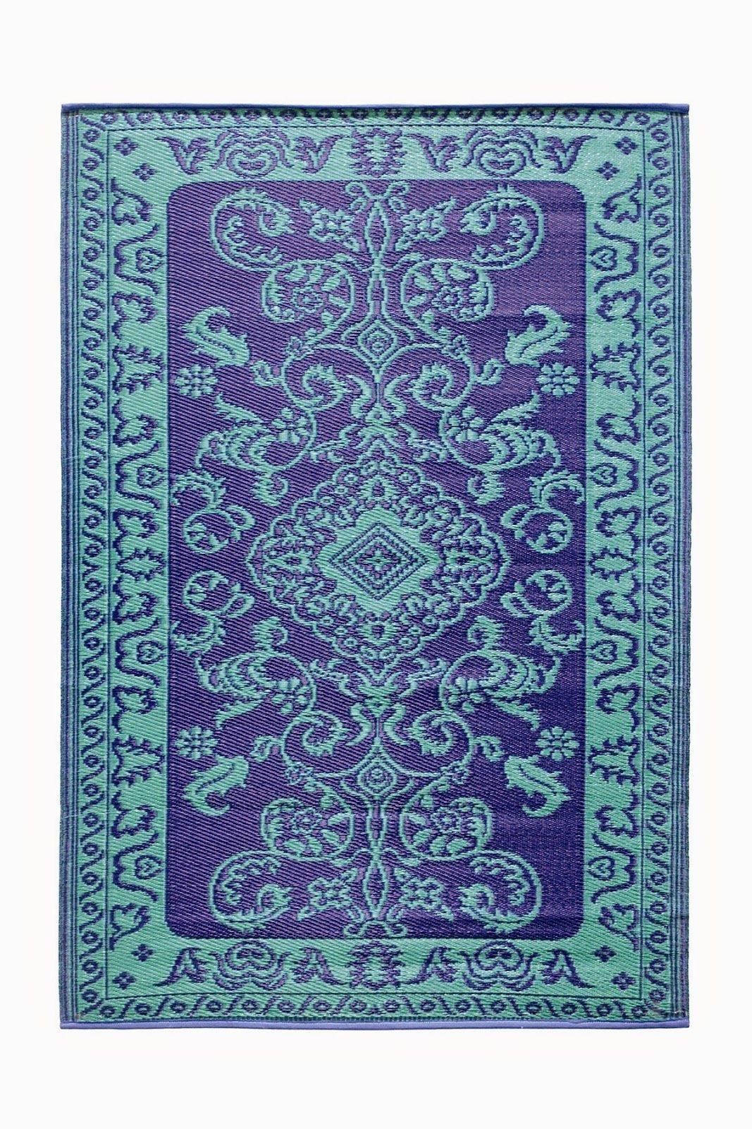 Let S Stay Colorful Outdoor Plastic Mats Recycled Rugs