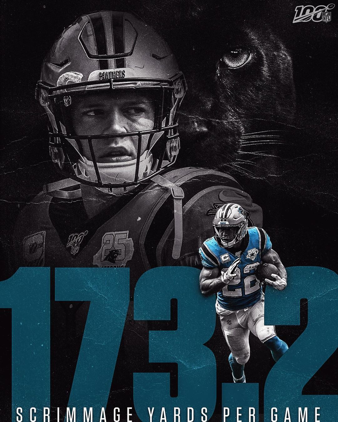 Nfl Christianmccaffrey Is Making A Strong Case For Mvp Nfl Mvp National Football League