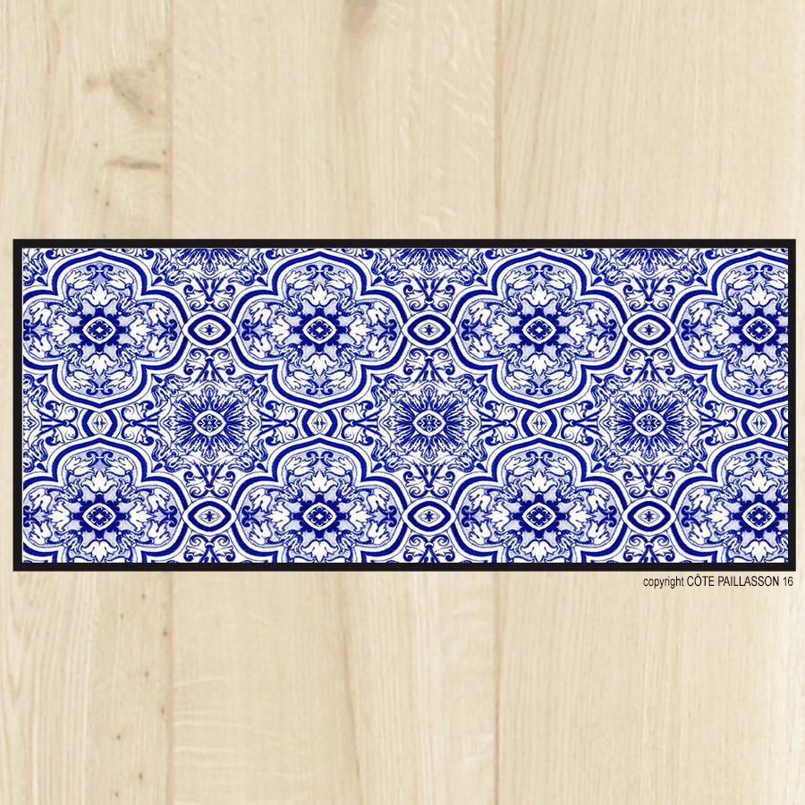 tapis de cuisine azulejos la cuisine dans tous ses tats. Black Bedroom Furniture Sets. Home Design Ideas