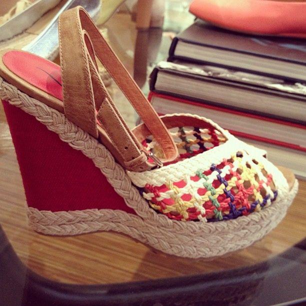 #NinaOriginals, you make my heart sing. I wish it were sandal season! - @thebromleygroup- #webstagram